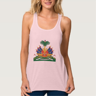 Haiti's Coat of arms Tank Top