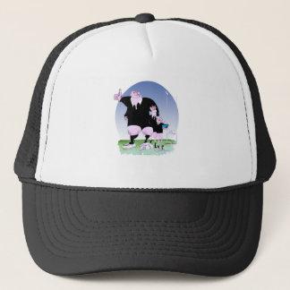 hakka rugby chums, tony fernandes trucker hat