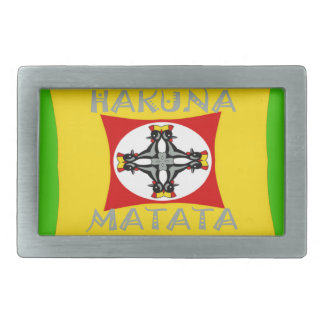 Hakuna Matata Beautiful amazing design Belt Buckles
