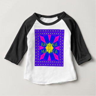 Hakuna Matata Beautiful Amazing Design Colors Baby T-Shirt