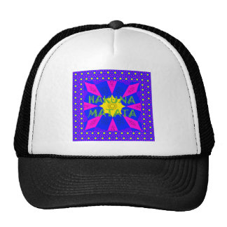 Hakuna Matata Beautiful Amazing Design Colors Trucker Hat