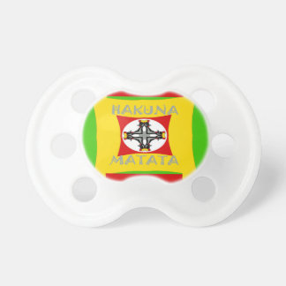 Hakuna Matata Beautiful amazing design Pacifier