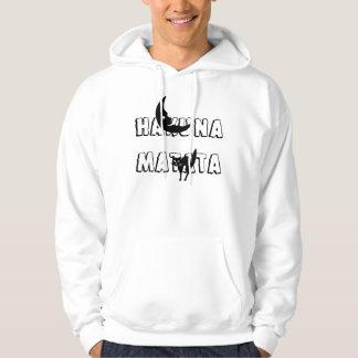 Hakuna Matata Gi Halloween Basic Hooded Sweatshirt