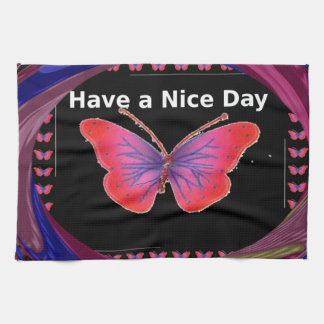 Hakuna Matata Have a Nice Day.png Towel