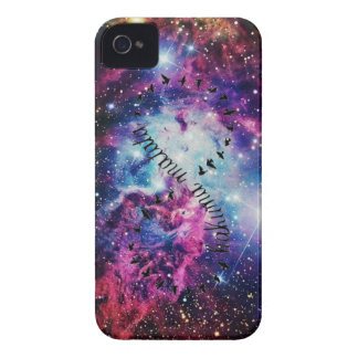 Hakuna Matata Infinity Galaxy iPhone 4/4S Case