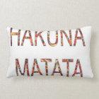 Hakuna Matata No Problem Lumbar Pillow