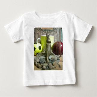Hakuna Matata Rabbit Chilling back.png Baby T-Shirt