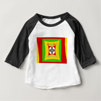 Hakuna Matata Rasta Color Red Golden Green Baby T-Shirt