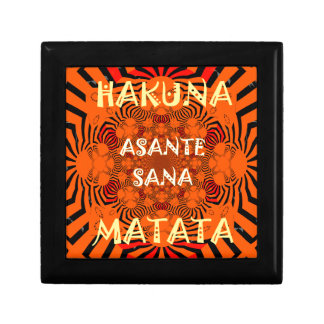Hakuna Matata Uniquely Exceptionally latest patter Gift Box