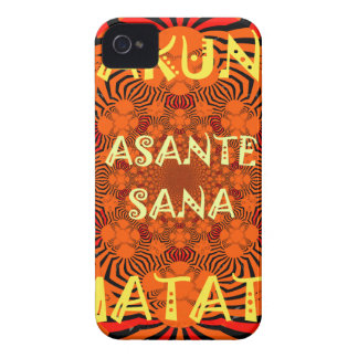 Hakuna Matata Uniquely Exceptionally latest patter iPhone 4 Covers