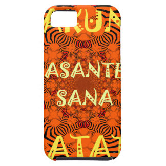 Hakuna Matata Uniquely Exceptionally latest patter iPhone 5 Cover