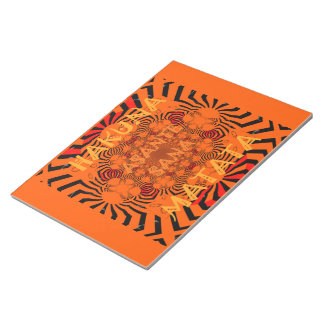 Hakuna Matata Uniquely Exceptionally latest patter Notepad