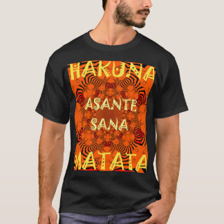 Hakuna Matata Uniquely Exceptionally latest patter T-Shirt