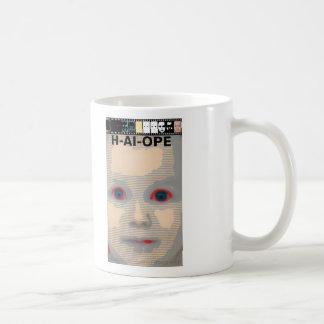 HAL AI and HOPE and CHANGE Coffee Mug
