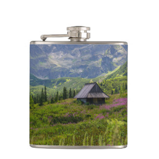 Hala Gasienicowa Mountain Huts Hip Flask