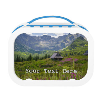 Hala Gasienicowa Mountain Huts Lunchboxes