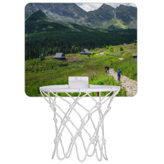 Hala Gasienicowa Tatry Poland Mini Basketball Hoop
