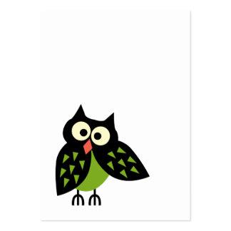 HalCrittersP2 Business Card Templates
