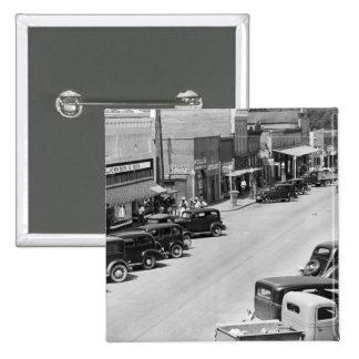 Hale County Alabama 1930s Pinback Button