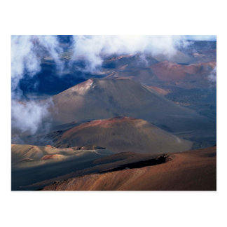 Haleakala Crater, Maui, Hawaii, U.S.A. Postcard