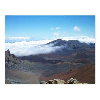 Haleakala, Hawaii Postcard