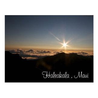 Haleakala Maui Postcard