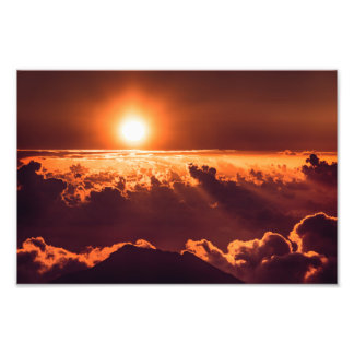 Haleakala Sunrise   Photo Print