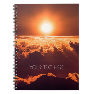 Haleakala Sunrise | Spiral Notebook