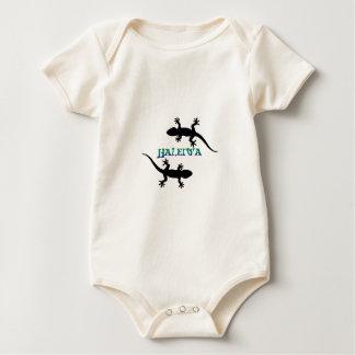 haleiwa geckos baby bodysuit
