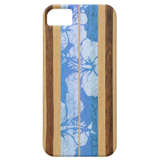 Haleiwa Surfboard Hawaiian iPhone 5 Cases