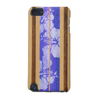 Haleiwa Surfboard Hawaiian iPod Touch Cases