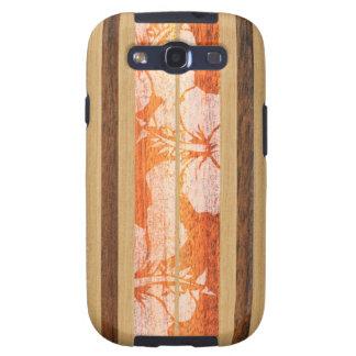 Haleiwa Surfboard Hawaiian Samsung Galaxy Case
