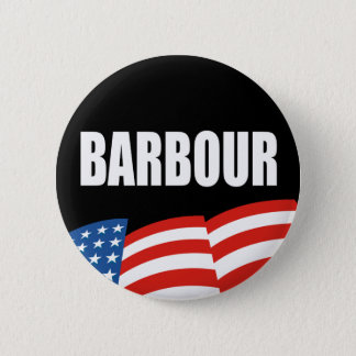 HALEY BARBOUR Election Gear 2 Inch Round Button