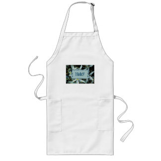 Haley Personalized Blooming Hyacinth Apron