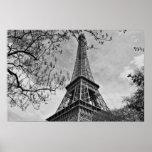 Half a Eiffel Tower Poster