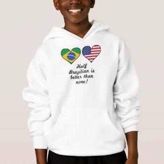 Half Brazilian Is Better Than None