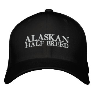 HALF BREED EMBROIDERED HAT