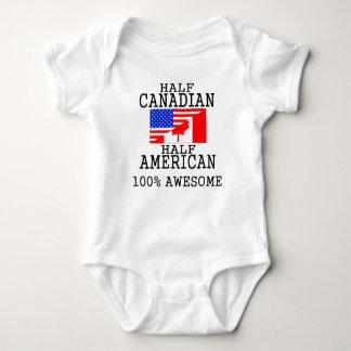 Half Canadian Half American Shirt