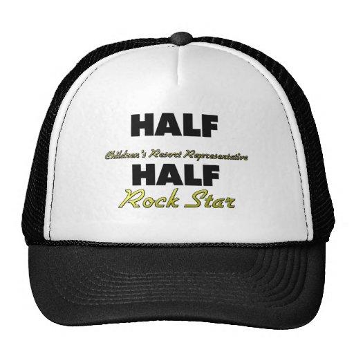 Half Children's Resort Representative Half Rock St Hats