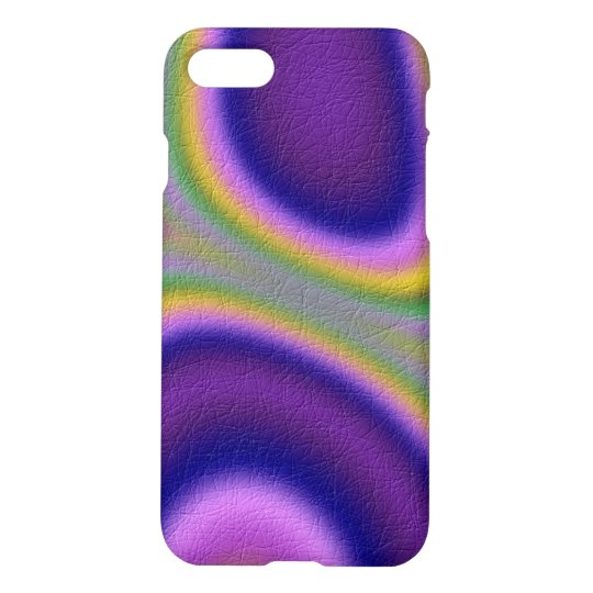 half circle line pattern iPhone 8/7 case