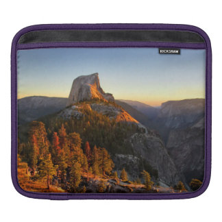 Half Dome at Sunset Detail - Yosemite iPad Sleeve