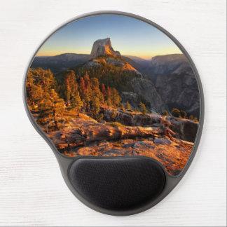 Half Dome at Sunset - Yosemite Gel Mouse Pad