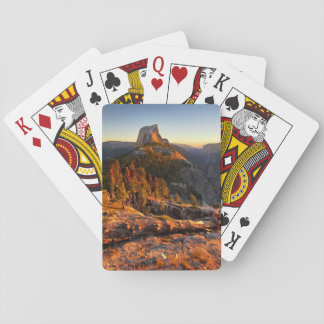 Half Dome at Sunset - Yosemite Playing Cards