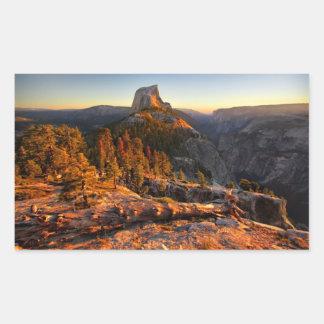 Half Dome at Sunset - Yosemite Sticker