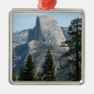 Half Dome from Panorama Trail I Metal Ornament