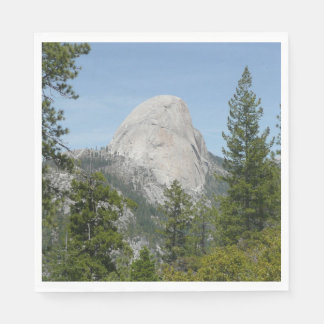 Half Dome from Panorama Trail II Paper Napkin