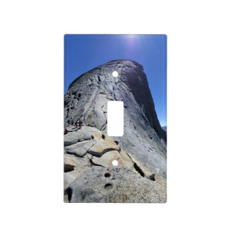 Half Dome from the Base of the Cables - Yosemite Light Switch Cover