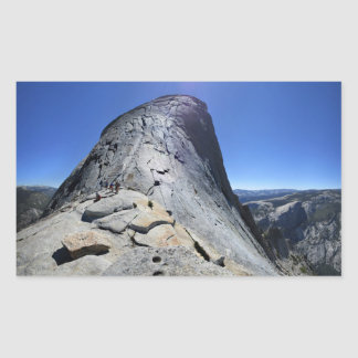 Half Dome from the Base of the Cables - Yosemite Sticker