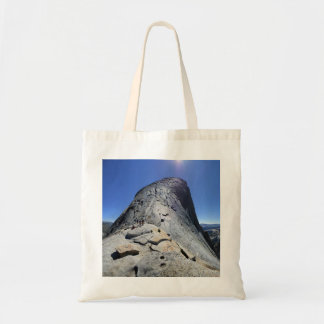 Half Dome from the Base of the Cables - Yosemite Tote Bag