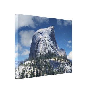 Half Dome from the North - Yosemite Canvas Print